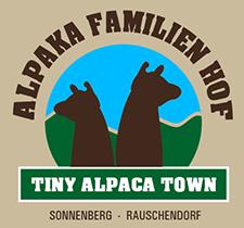 Alpaka Wanderungen in Brandenburg Logo